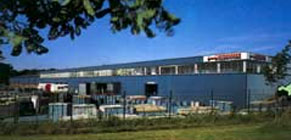 Henderson Factory 1969