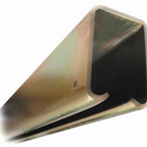 Galvanised Steel Track