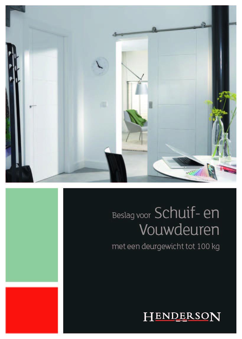 Brochure - Woning- / Utiliteitsbouw tot 100kg Brochure