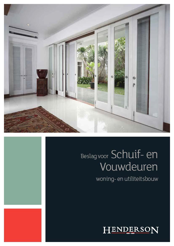 Brochure - Woning- / Utiliteitsbouw tot 500kg Brochure