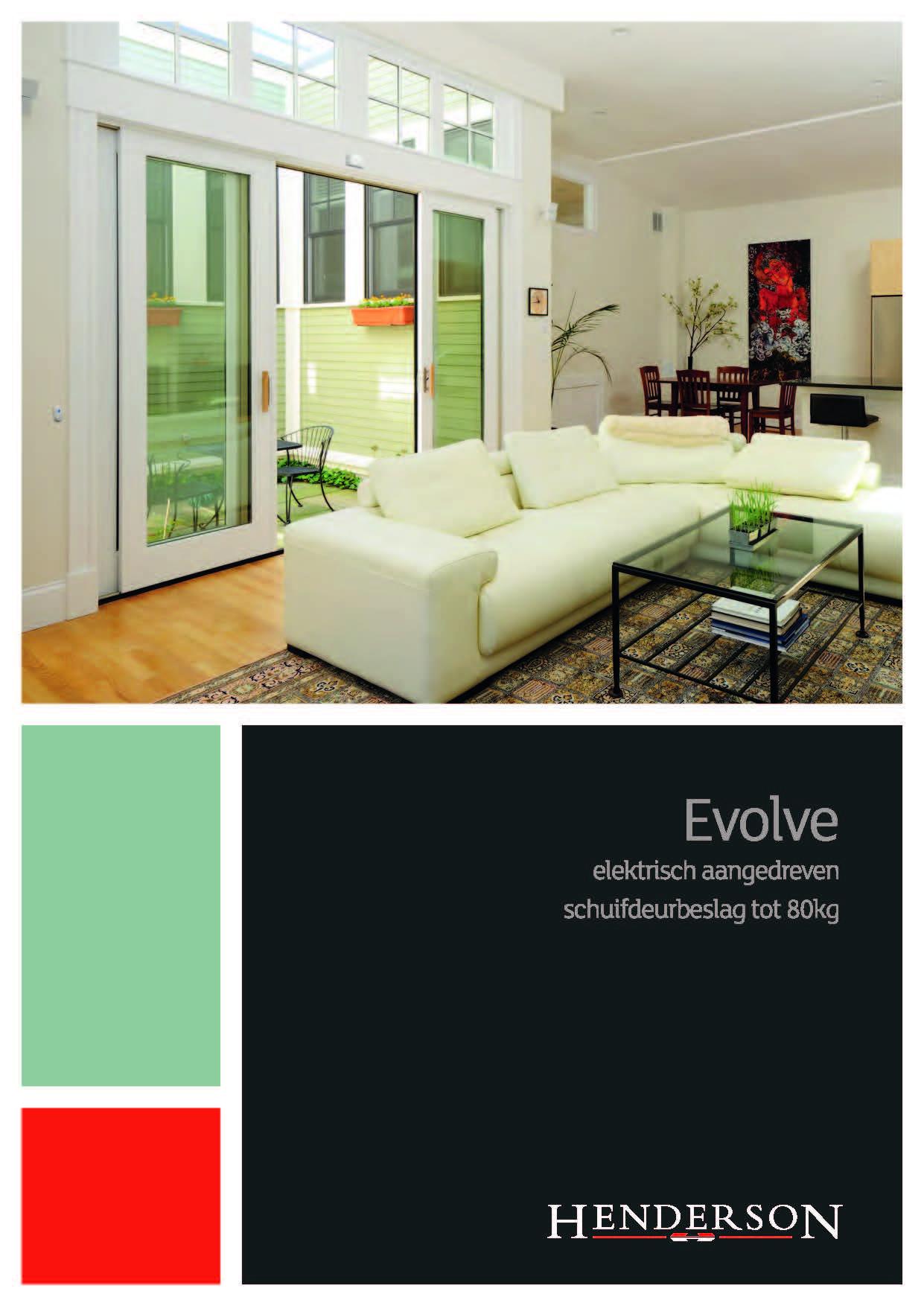 Brochure - Evolve M2 & D1  Brochure