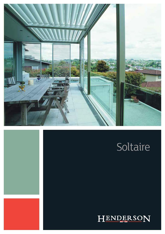 Brochure - Soltaire Brochure