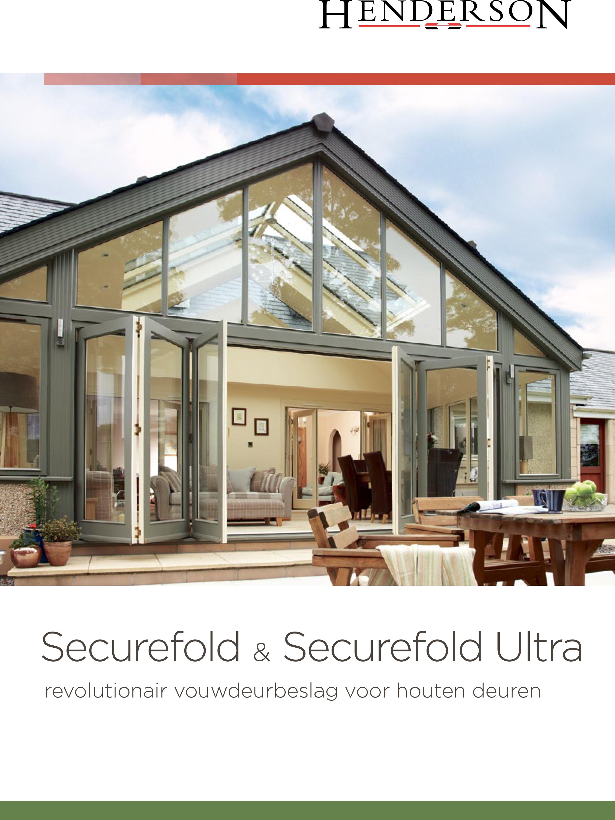 Brochure - Securefold en Securefold Ultra Brochure