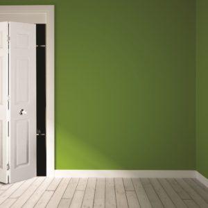Bifold Green Wall